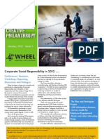 4th Wheel Newsletter January, 2012 Issue 4