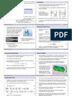 Density Variation in Finite Volume Schemes