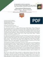 Moorish National International Proclamation