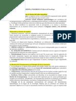 Bourdieu Chamboredon y Passeron El Oficio Del Sociologo Un 1