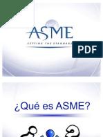 1 - Breve Introdución ASME