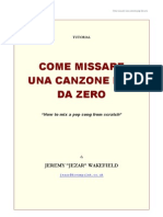 Tutorial Jezar - Come Missare Una Canzone Pop Da Zero
