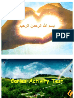 Caries Activity Test