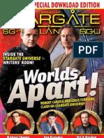 Stargate Magazine Sampler