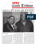 Occupied Oakland Tribune, issue 4