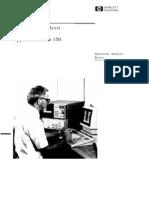 HP Spectrum Analyzer - Modulation