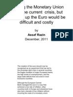 Euro Crisis Dec 2010