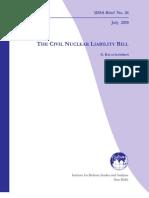 Civil Nuclear Liability Bill