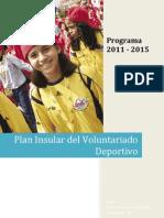 Plan Insular Del Voluntariado Deportivo
