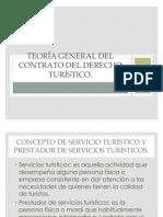 Teoría general del contrato del derecho turístico