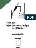 Notice Lancia Beta L Jetronic
