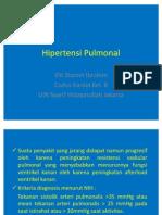 Hipertensi Pulmonal