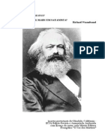 Karl Marx Era Um Satanista