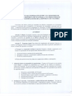 convenio de cooperación guate colombia