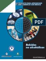 guia mex_gua sector bebidas no alcoholicas