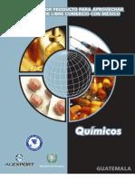 guia Mexico-Guatemala sector Quimicos