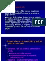 Politica Concurentei in Uniunea Europeana