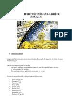 Dossier Pour Les Lves - Grce Mathsdefin