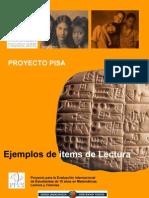PISA Itemslectura2