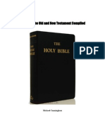 How Was Old and New Testament Complied