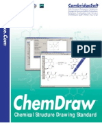 Chemdraw 8 English