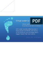 Virtual Water