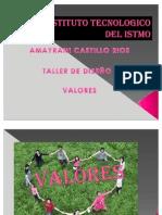 VALORESs