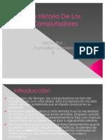 La Historia de Los ComPutAdores Jhonnatan Quintero