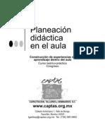 PLANEACIÓN DIDACTICA EN EL AULA