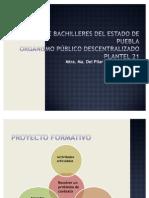 PASOS PARA DISEÑO DE PROYECTO POWER POINT