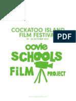 Cockatoo Island Film Festival