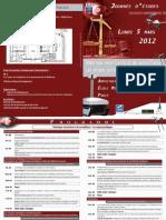 Programme-EnjeuxJuridiquesdelaRobotiqueSecuritaire.2012