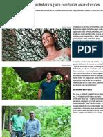 Três iniciativas de paulistanos para combater as enchentes