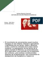 Historia de Las Doctrinas Economic As Eric Roll Estonio Parte 73