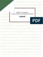 FRAL9 - Module 1 (CORRIGÉ)