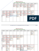 Celcat Timetable y4s2
