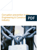 Corruption Prevention