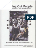 Michael Hall - Figuring Out People (Nlp Met a Programs)
