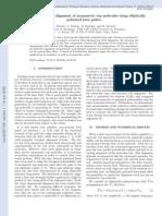 A. Rouzee et al- Field-free molecular alignment of asymmetric top molecules using elliptically polarized laser pulses