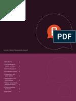 Ubuntu Server Survey 2012