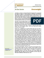 BIMBSec - Oil & Gas Sector News Flash - Calling for Floater - 20120220