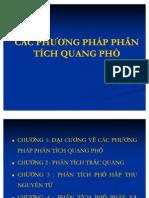 Cac Phuong Phap Phan Tich Quang Pho