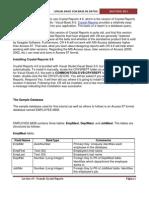 leccion 10 - usando crystal reports