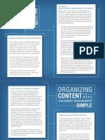Organize Business Documents