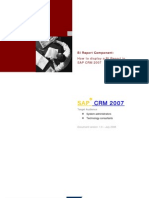 Cookbook BI Report CRM2007
