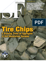 Tyre Chips Recycling