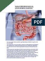 Ramadan Physiological