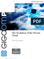 The Evolution of Private Clouds