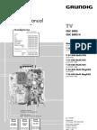 Grundig Service Manual