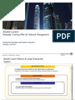 Postsales Network Management